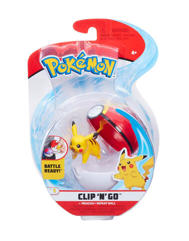 Jouet - Pokémon - Pokémon Pop Action Metamorph Poké Ball