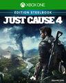 Just Cause 4 Edition Steelbook