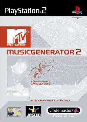 Mtv Musicgenerator 2