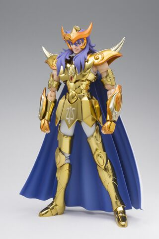 Figurine - Saint Seiya - Myth Cloth Ex Milo du Scorpion Saintia Sho