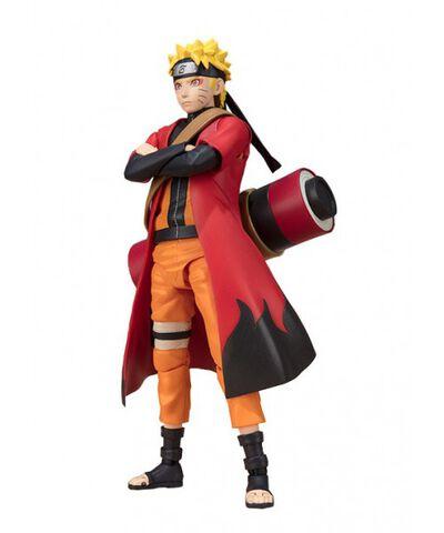 Figurine SH Figuarts - Naruto Shippuden - Naruto Uzumaki en Sage 14 cm