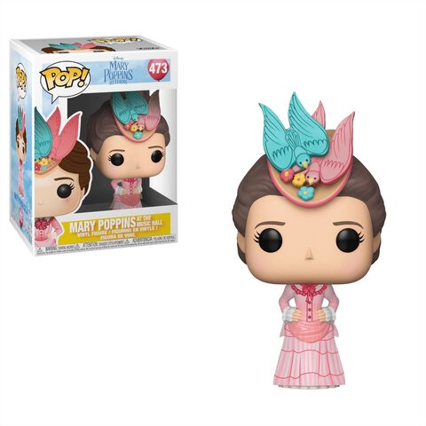 Figurine Funko Pop! N°473 - Mary Poppins - Mary Poppins au music hall