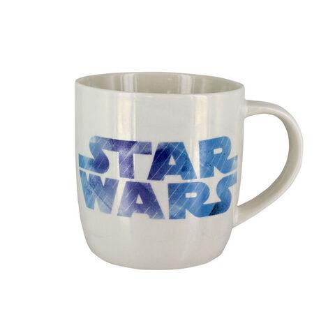 Mug - Star Wars - Dark Vador Bleu Pastel