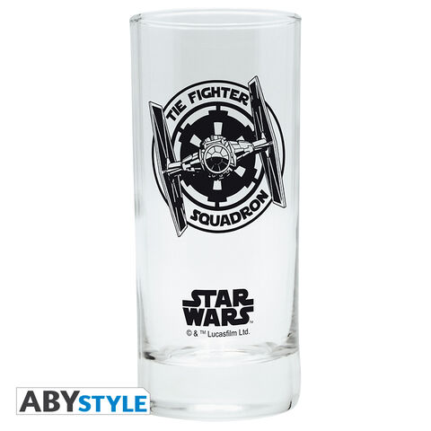 Verre Star Wars - Tie-fighter