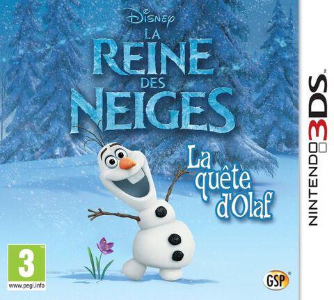 Disney - Reine Des Neiges : La Quête D'olaf