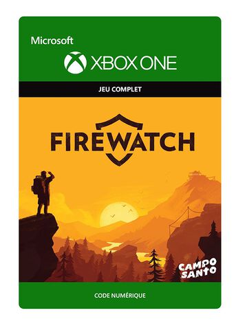 Firewatch - Jeu complet - Version digitale