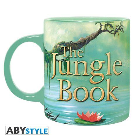 Mug - Disney - Jungle et Rivière 320 ml