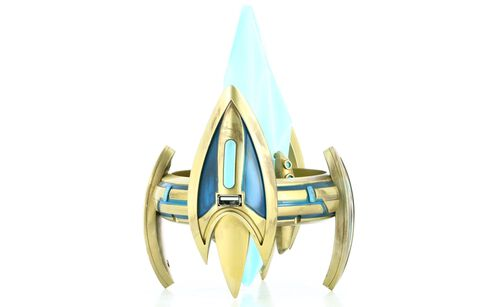 Lampe - Starcraft II - Chargeur USB Protoss