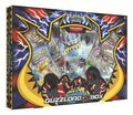 Coffret - Pokemon - 4 Booster - Engloutyran - Gx