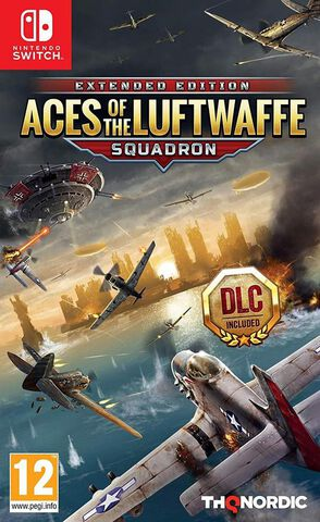 * Aces Of The Luftwaffe Squadron Edition