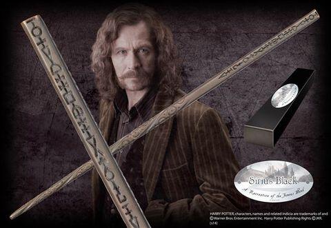 Réplique - Harry Potter - Baguette de Sirius Black