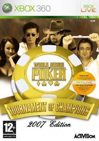 World Series Of Poker, Tournament Of Champions