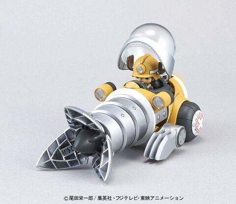 Maquette - One Piece - Chopper Robot #4 - Chopper Drill