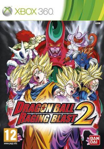 Dragon Ball Z, Raging Blast 2