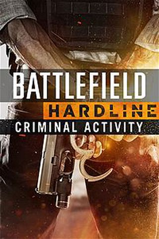 DLC - Battlefield Hardline - Criminal Activity Xbox 360