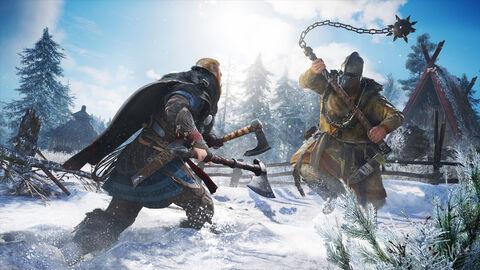 Précommande Assassin's Creed Valhalla