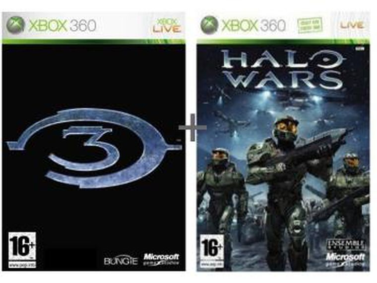 Bundle Halo 3 + Halo Wars