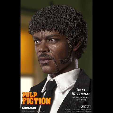 Figurine Star Ace Toys - Pulp Fiction - Jules Winnfield My Favourite Movie 1/6