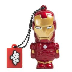 Cle Usb Tribe - Marvel - 16gb Iron Man