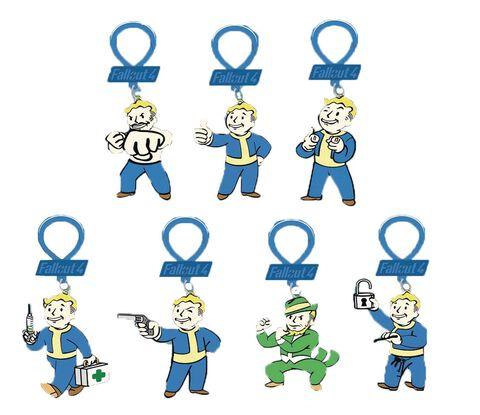Porte-clés - Fallout 4 - Vault Boy Mystère