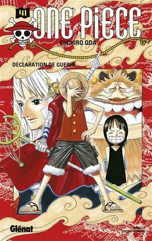 Manga - One Piece - Edition Originale Tome 41