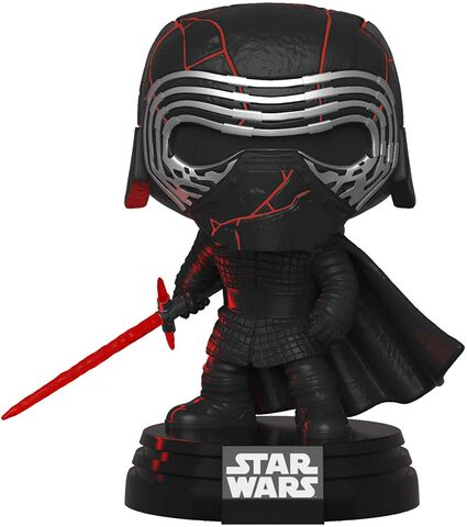 Figurine Funko Pop! N°308 - Star Wars 9 - Kylo Ren électronique Combattant