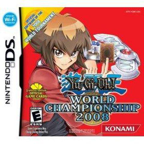 Yu-gi-oh ! Gx World Championship 2008