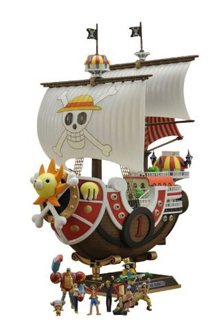 Maquette - One Piece - Thousand Sunny New World