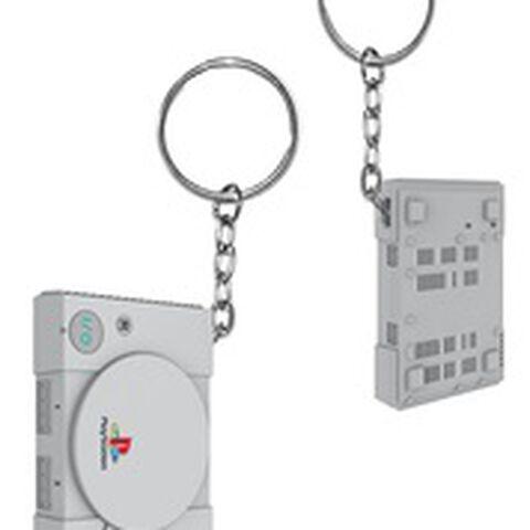Porte-clés PlayStation (PSone)