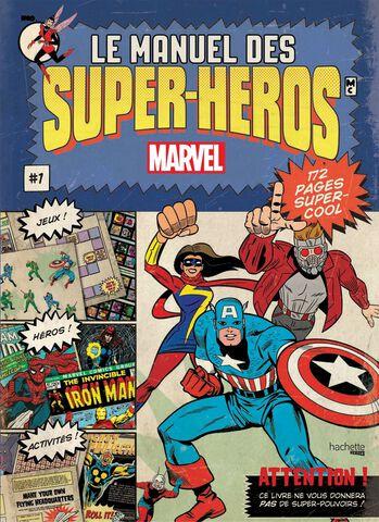 Livre - Marvel - Le Manuel des Super-héros