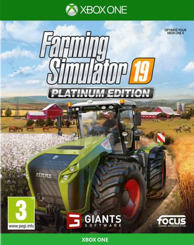 Farming Simulator 19 Edition Platinum