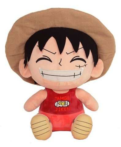 Peluche Sakami - One Piece - Luffy
