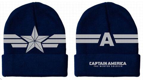 Bonnet - Captain America - Suit Agent