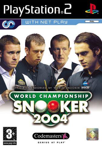 World Champ. Snooker 2004