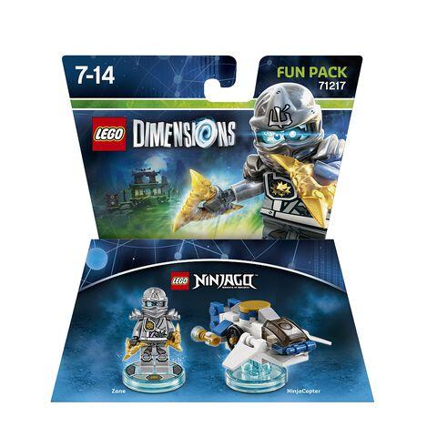 Figurine Lego Dimensions Zane LEGO Ninjago