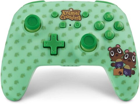 Manette Sans Fil Switch  Animal Crossing Timmy & Tommy Nook