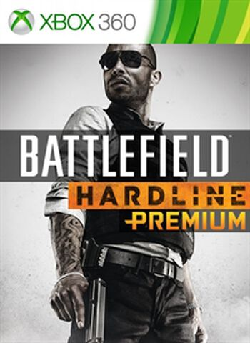 Season Pass - Battlefield Hardline - Service Premium - Xbox 360