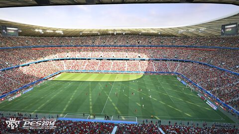 Pro Evolution Soccer 2014 (pes 2014)