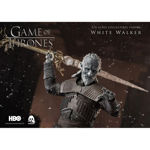 Figurine Hbo - Game of Thrones - White Walker 1/6