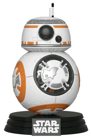 Figurine Funko Pop! N°314 - Star Wars 9 - Bb-8
