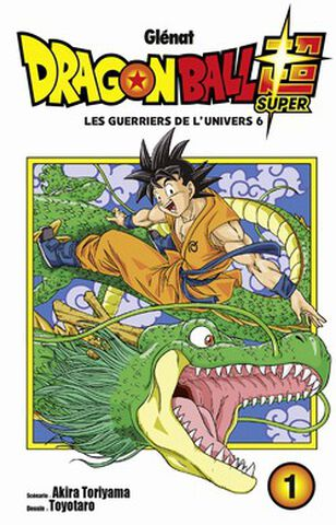Manga - Dragon Ball Super - Tome 01