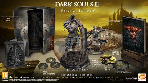 Dark Souls III Apocalypse Edition + Dark Souls en téléchargement