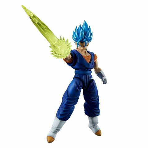 Figurine A Monter Figure-rise - Dragon Ball Z - Super Saiyan God Super Saiyan Ve