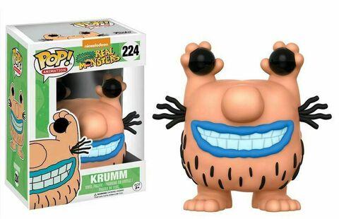 Figurine Funko Pop! N°224 - Nickelodeon - Ahh! Real Monsters : Krumm