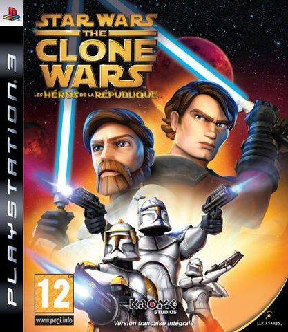 Star Wars The Clone Wars, Les Héros De La République