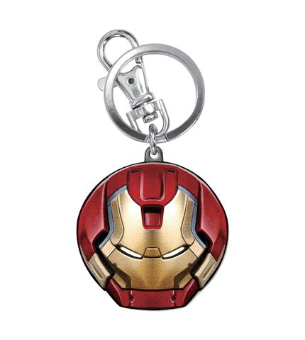 Porte-cles - Avengers - Hulkbuster Head Métallique