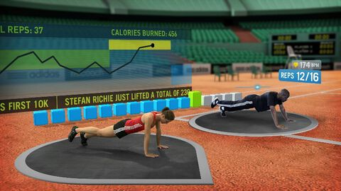 Micoach Adidas : Train With The Best (move)