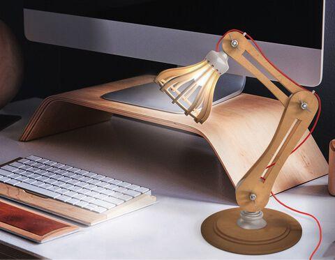 Lampe de bureau - Diy