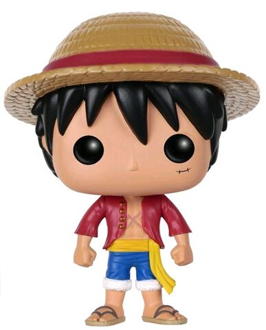 Figurine Funko Pop! N°98 - One Piece - Monkey D. Luffy