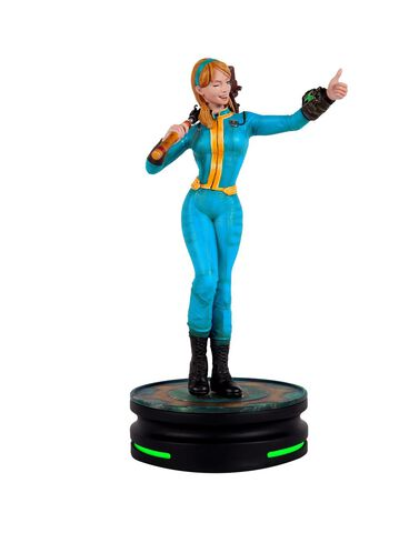 Statuette - Fallout - Modern Icon Vault Girl - Exclusivité Micromania-Zing